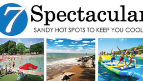 7 SPECTACULAR   Sandy Hot Spots to Keep You Cool