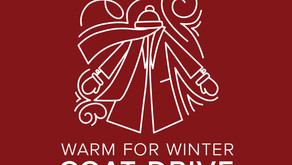 COAT DRIVE | Warm for the Winter Coat Drive at Oakbrook Center