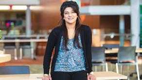 15 FASCINATING FACES OF 2019   Rita Patel of Naperville & Glen Ellyn