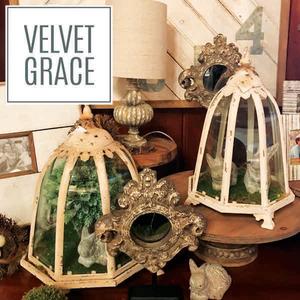 Velvet Grace, Glancer Magazine, March 18