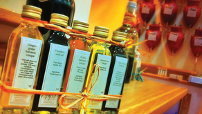 DINING + CABARET | Check Out this New Oil, Vinegar, Spirits & Wine Shop
