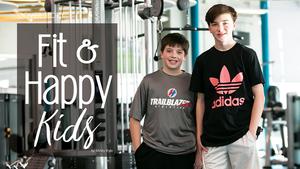 Fit & Happy Kids, Glancer Magazine, Mid March 2018