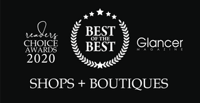 SHOPS + BOUTIQUES | 2020 Best of the Best Winners