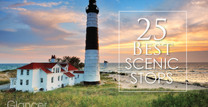 25 BEST SCENIC STOPS | Planning a Summer Road Trip Just Got Easier