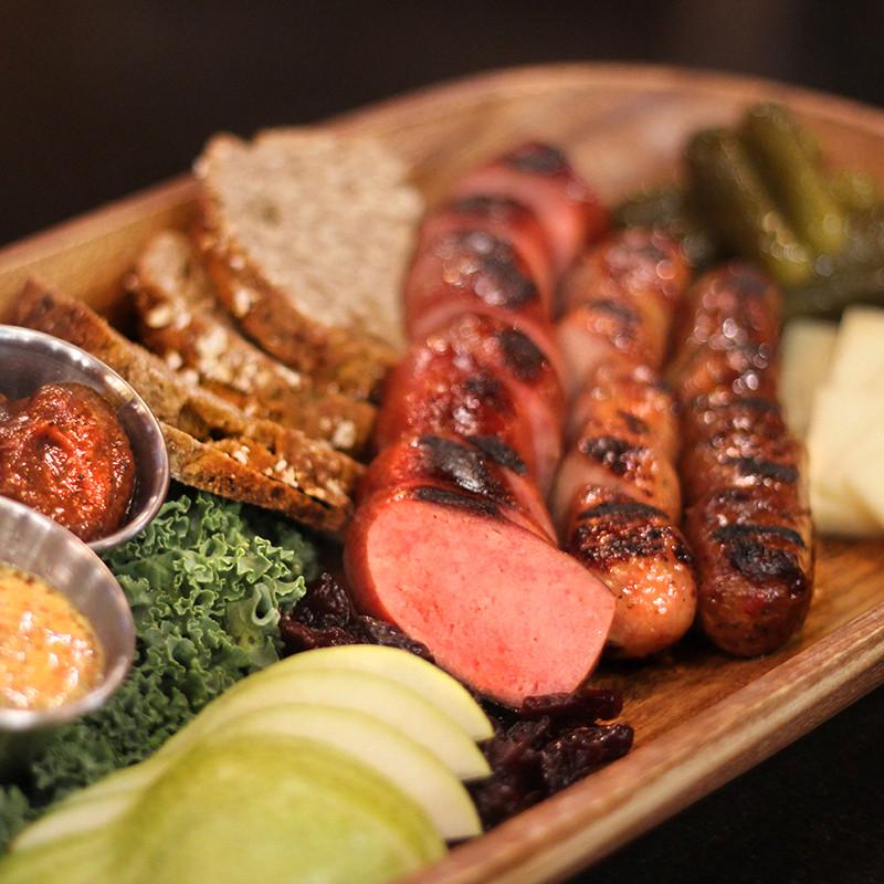 Sausage Board, The Claddaugh, Glancer Magazine
