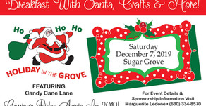 HOLIDAY IN THE GROVE | Celebrate the Season In Sugar Grove