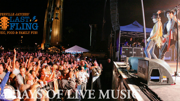 LABOR DAY WEEKEND | Naperville Last Fling to Be a Scaled-Down End of Summer Block Party-Style Event