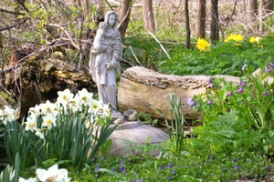 Healing Garden, Glancer Magazine, May 2019