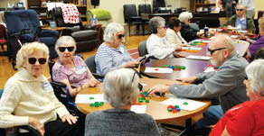 A FUN DAY FOR SENIORS   Naperville Senior Center Offers Adult Day Services