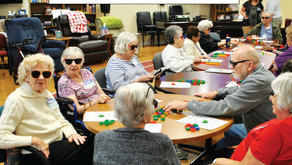 A FUN DAY FOR SENIORS | Naperville Senior Center Offers Adult Day Services