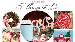 5 THINGS TO DO | Kick Off the Season with these Fun Shopping Events