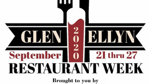 GLEN ELLYN RESTAURANT WEEK | Going Strong through September 27 - Dine Out Today!