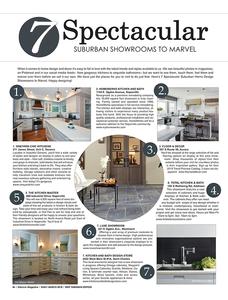 7 Spectacular Suburban Showrooms, Glancer Magazine, March 18