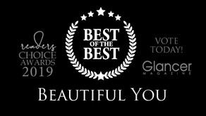 BEAUTIFUL YOU   2019 Best of the Best  Winners