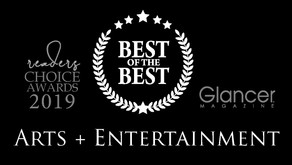 ARTS + ENTERTAINMENT   2019 Best of the Best Winners