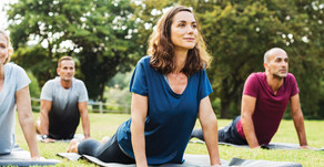OUTDOOR YOGA | 4 Ways Practicing Yoga Outdoors Enhances It