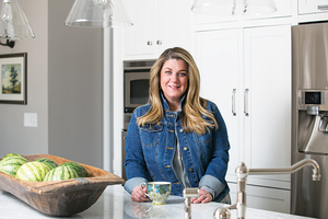 Shannon Peppeard, Kitchen Dreams, Glancer Magazine, Mar 2018