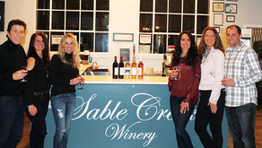 MOM'S LITTLE BLACK BOOK | Sable Creek Winery In Plainfield