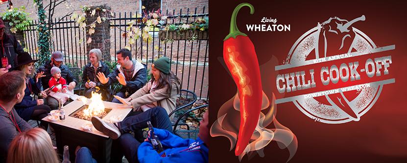Downtown Wheaton Chili Cook-Off 2018
