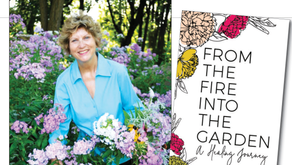 LITERARY LOCAL   Healing Gardens Creator Shares Her Soul Journey After Terminal Diagnosis