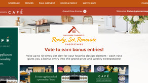 WIN A $50,000 KITCHEN RENOVATION | Hallmark Channel Invites You to Enter their Sweepstakes
