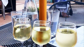 PATIO PERFECT | Dine Outdoors In Lisle while Sipping On a Flight of Refreshing White