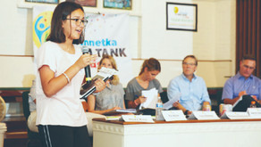 IDEA TANK FOR KIDS   'Stay-at-Home' Order Revives $1,000 Kids' Entrepreneur Contest