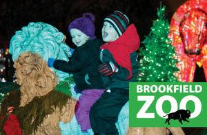 zoo lights brookfield 2020