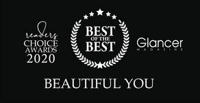 BEAUTIFUL YOU   2020 Best of the Best  Winners