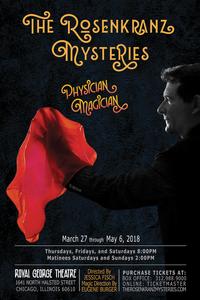 The Rosenkranz Mysteries, Chicago, Glancer Magazine