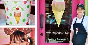 SAVORY & SWEET SISTERS | Hazel Marie's Ice Cream In Plainfield