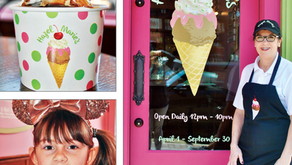 SAVORY & SWEET SISTERS | Hazel Marie's Ice Cream In Plainfield