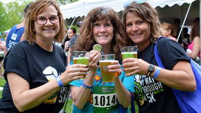 SCENE AROUND SUBURBIA | Project Mobility Hops for Hope 5K (May 18)