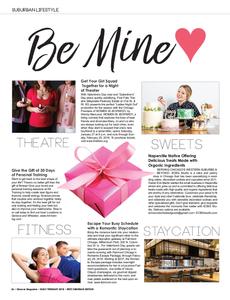 Be Mine, Valentine's Gift Ideas, Glancer Magazine, Feb 18