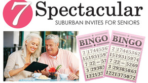 7 SPECTACULAR | Suburban Invites for Seniors