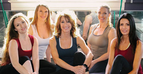 TRAIN FOR LIFE   Fitness Specials to Help You Look & Feel Beautiful with V Fusion Studio