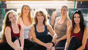 TRAIN FOR LIFE | Fitness Specials to Help You Look & Feel Beautiful with V Fusion Studio