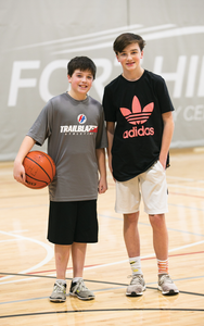 Cover Story, Fit and Happy Kids, Riley * Brady McCann