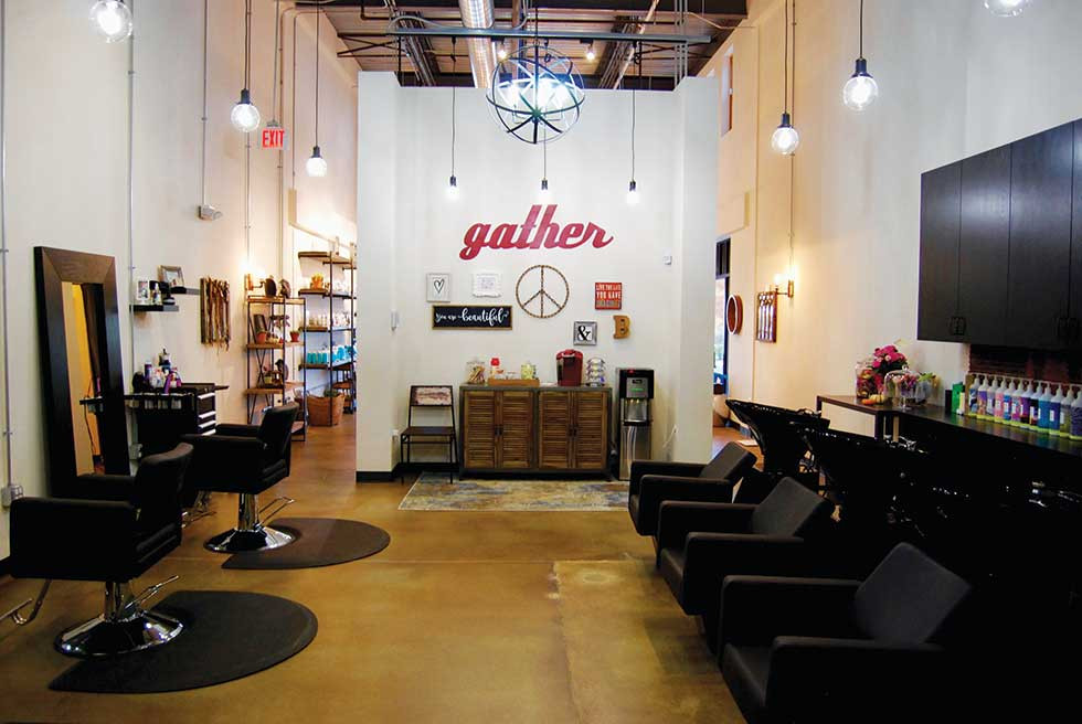 Salon b, Aurora/Naperville, Glancer Magazine