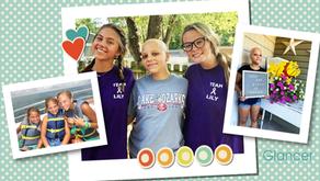 TEAM LILY   Meet the Girl Behind the 'Cancer Sucks Shakes' Fundraiser at Crusade Burger