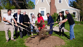 100-YEAR OLD PARSONAGE TRANSFORMED | Glen Ellyn Food Pantry Breaks Ground on New Home