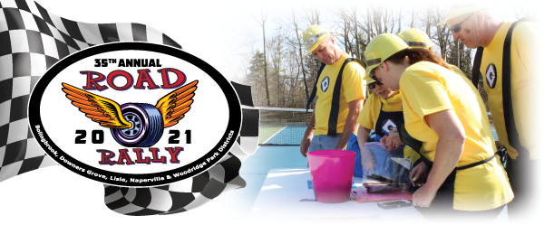 ROAD RALLY | Multi-Community Event Taking Place In Late April, Sign Up for Your Team