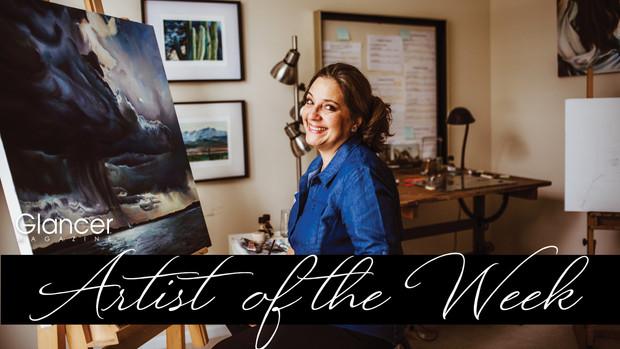 ARTIST OF THE WEEK | Michele Norman of Geneva