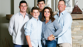 FABULOUS FAMILY | The Walsh Family of Downers Grove