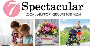 7 SPECTACULAR | Local eSupport Groups for Mom
