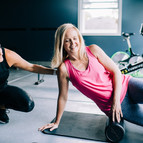 HEALTH + WELLNESS   In Home Fitness by Val