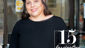 15 FASCINATING FACES OF THE YEAR | Linda Cheatham of Wheaton