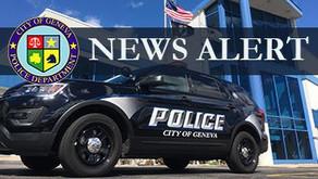 POLICE NEWS | Geneva Police, St. Charles Respond To Fatal Car Accident Involving A Pedestrian