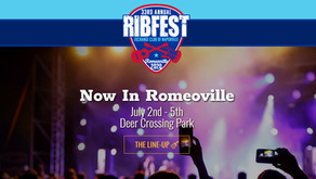 RIBFEST 2020 | Update on Festival Plans Released by Exchange Club of Naperville