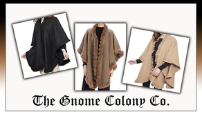 CAPE DIEM! | Find the Hottest Fall Trends at The Gnome Colony